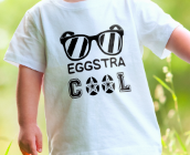 eggstra cool kids t-shirt