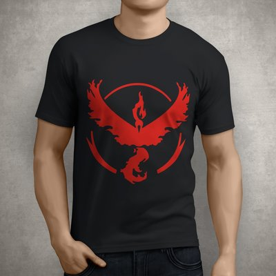 Tshirt Pok̩mon Team Valor