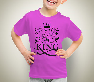 Daughter Of The King Tshirt