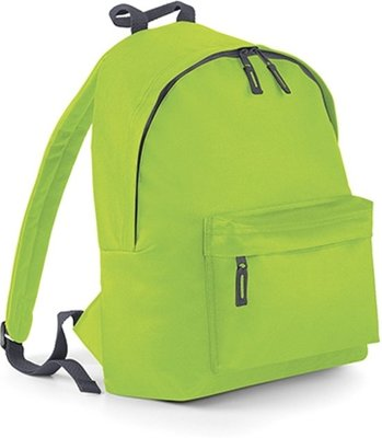 Junior Fashion Backpack - Lime Green - 14 l