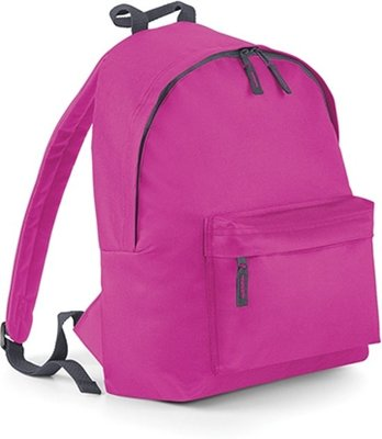 Junior Fashion Backpack - Fuchsia - 14 l