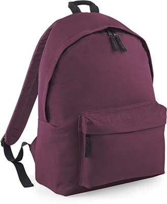 Junior Fashion Backpack - Burgundy - 14 l