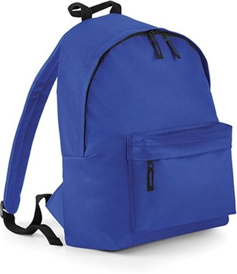 Junior Fashion Backpack - Bright Royal - 14 l